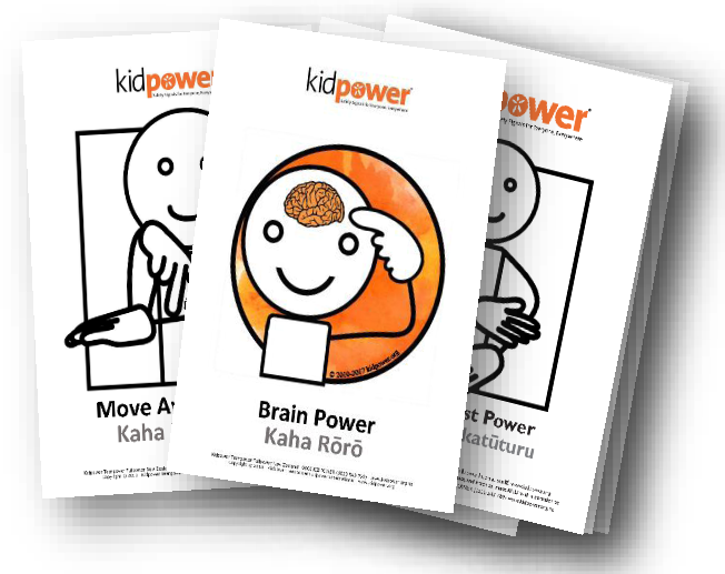 Kidpower Safety Signals