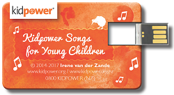 Kidpower songs